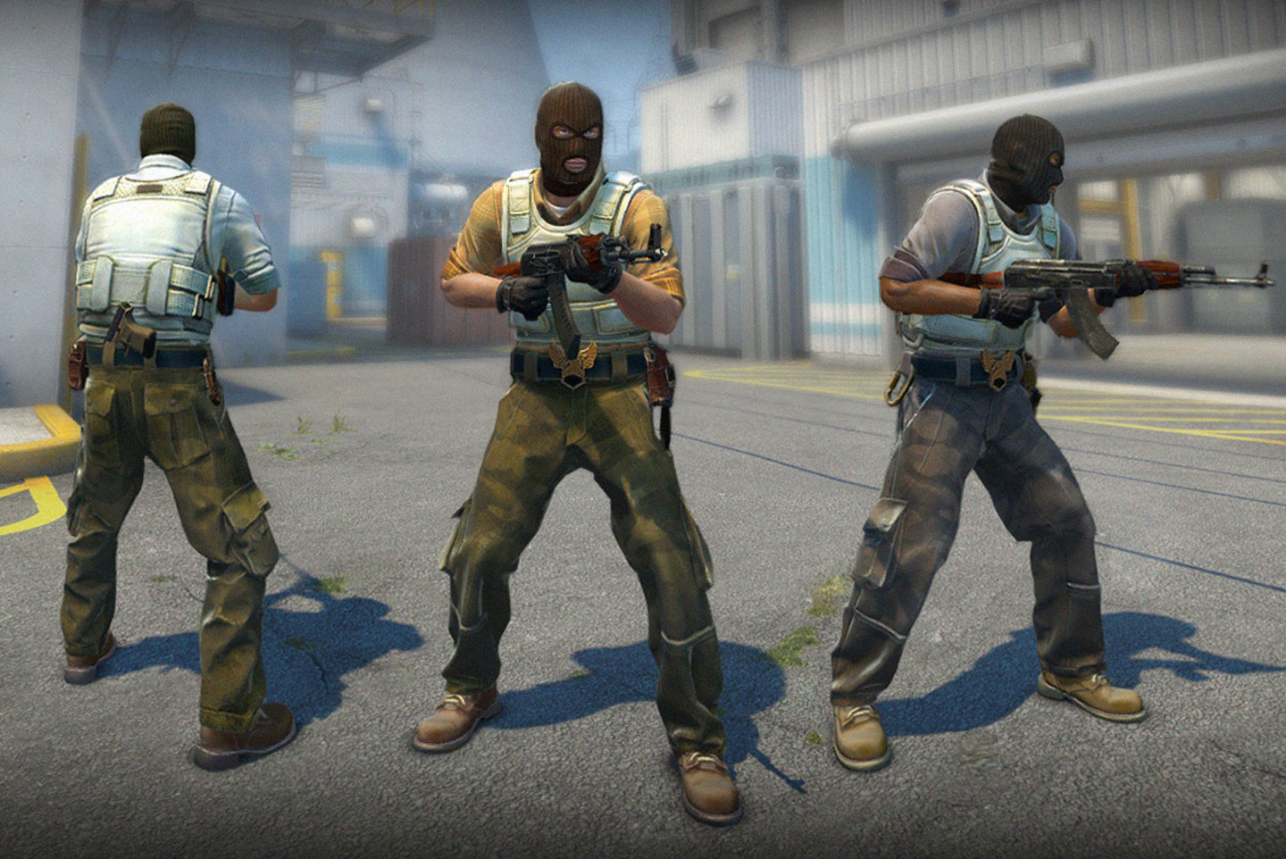Is it safe to play csgo?